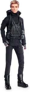 Figura de Peeta de Mattel - Los mejores muñecos de los Juegos del Hambre - Figuras de Hunger Games