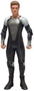 Figura de Peeta de NECA 2 - Los mejores muñecos de los Juegos del Hambre - Figuras de Hunger Games