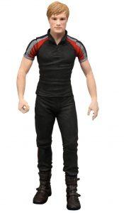 Figura de Peeta de NECA - Los mejores muñecos de los Juegos del Hambre - Figuras de Hunger Games