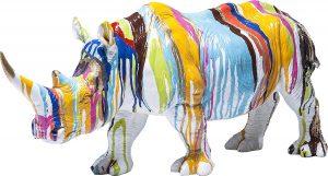 Figura de Rinoceronte de Kare - Los mejores muñecos de rinocerontes - Figuras de rinoceronte de animales