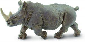 Figura de Rinoceronte de Safari - Los mejores muñecos de rinocerontes - Figuras de rinoceronte de animales