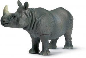 Figura de Rinoceronte de Schleich - Los mejores muñecos de rinocerontes - Figuras de rinoceronte de animales