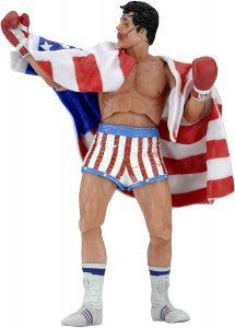 Figura de Rocky Balboa de Neca 2 - Los mejores muñecos de Rocky - Figuras de Rocky