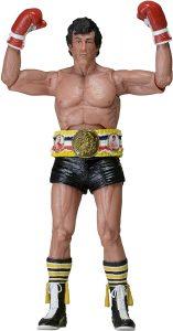 Figura de Rocky Balboa de Neca 3 - Los mejores muñecos de Rocky - Figuras de Rocky