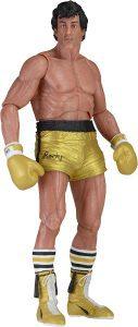 Figura de Rocky Balboa de Neca - Los mejores muñecos de Rocky - Figuras de Rocky