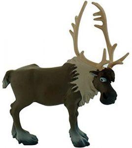 Figura de Sven de alce de Bullyland 2 - Los mejores muñecos de alces - Figuras de alce de animales