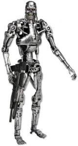 Figura de Terminator T-800 Endoesqueleto de NECA - Muñecos de Terminator - Figuras coleccionables de Terminator