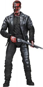 Figura de Terminator T-800 Judgment Day de NECA - Muñecos de Terminator - Figuras coleccionables de Terminator