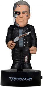 Figura de Terminator T-800 Judgment Day de PVC - Muñecos de Terminator - Figuras coleccionables de Terminator