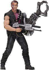 Figura de Terminator T-800 Power Arm de NECA - Muñecos de Terminator - Figuras coleccionables de Terminator