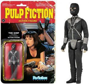 Figura de The Gimp de ReAction - Los mejores muñecos de Pulp Fiction - Figuras de Pulp Fiction de Tarantino
