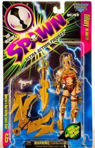 Figura de Tiffany de Spawn - Los mejores muñecos de Spawn - Figuras de Spawn