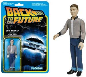 Figura de Ultimate Biff Tannen de Regreso al futuro de ReAction - Los mejores muñecos de Back to the future - FIguras de Regreso al Futuro