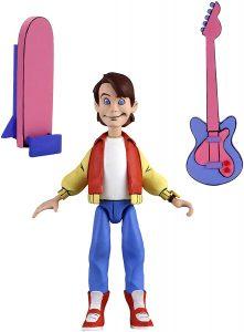 Figura de Ultimate Marty Mcfly animado de Regreso al futuro de NECA - Los mejores muñecos de Back to the future - FIguras de Regreso al Futuro