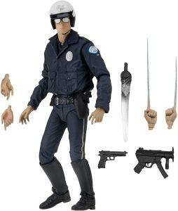 Figura de Ultimate Terminator Motocicleta de NECA - Muñecos de Terminator - Figuras coleccionables de Terminator