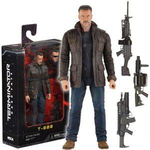 Figura de Ultimate Terminator - Muñecos de Terminator - Figuras coleccionables de Terminator