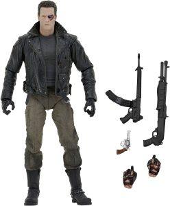 Figura de Ultimate Terminator Policía de NECA - Muñecos de Terminator - Figuras coleccionables de Terminator