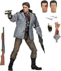 Figura de Ultimate Terminator T-800 de NECA 2 - Muñecos de Terminator - Figuras coleccionables de Terminator