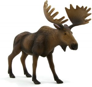 Figura de alce de Animal Planet - Los mejores muñecos de alces - Figuras de alce de animales