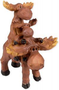 Figura de alce de Slifka Sales - Los mejores muñecos de alces - Figuras de alce de animales