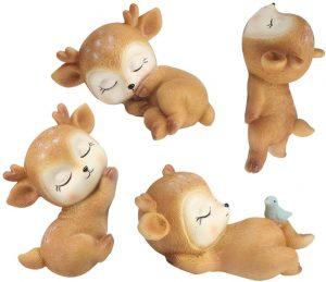 Figura de alce de Toyvian - Los mejores muñecos de alces - Figuras de alce de animales