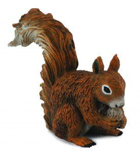 Figura de ardilla de Collecta - Los mejores muñecos de ardillas - Figuras de ardilla de animales