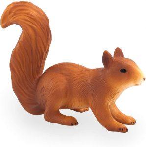 Figura de ardilla de Mojo - Los mejores muñecos de ardillas - Figuras de ardilla de animales