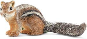 Figura de ardilla de Schleich 2 - Los mejores muñecos de ardillas - Figuras de ardilla de animales