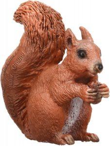 Figura de ardilla de Schleich - Los mejores muñecos de ardillas - Figuras de ardilla de animales