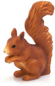 Figura de ardilla de Science4you - Los mejores muñecos de ardillas - Figuras de ardilla de animales