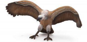 Figura de buitre de Papo - Los mejores muñecos de buitres - Figuras de buitre de animales