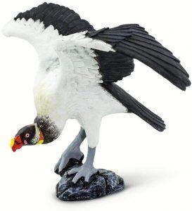 Figura de buitre de Safari - Los mejores muñecos de buitres - Figuras de buitre de animales