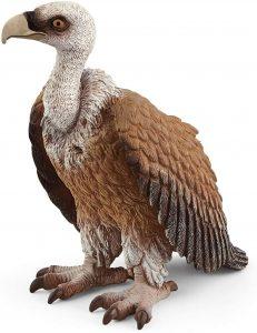Figura de buitre de Schleich - Los mejores muñecos de buitres - Figuras de buitre de animales