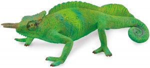 Figura de camaléon de Collecta - Los mejores muñecos de camaleones - Figuras de camaleón de animales