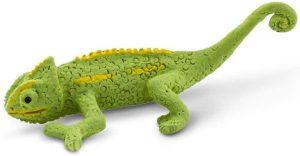 Figura de camaléon de Safari 2 - Los mejores muñecos de camaleones - Figuras de camaleón de animales