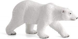 Figura de cría de Oso polar de Animal Planet - Los mejores muñecos de osos polares - Figuras de oso polar de animales