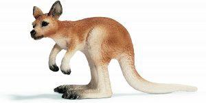 Figura de cría de canguro de Schleich - Los mejores muñecos de canguros - Figuras de canguro de animales