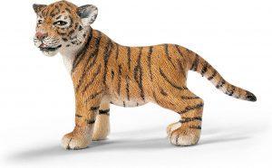 Figura de cría de tigre de Schleich 2 - Los mejores muñecos de tigres - Figuras de tigrede animales