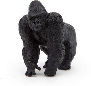 Figura de gorila de Papo 2 - Los mejores muñecos de gorilas - Figuras de gorila de animales