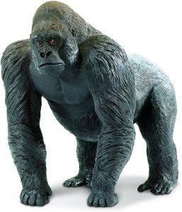 Figura de gorila de Safari - Los mejores muñecos de gorilas - Figuras de gorila de animales