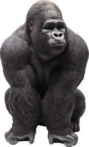 Figura de gorila gigante de KARE Design - Los mejores muñecos de Kong - Figuras de King Kong el gorila