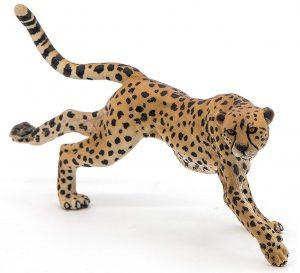 Figura de guepardo de Papo - Los mejores muñecos de guepardos - Figuras de guepardo de animales