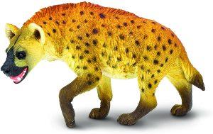 Figura de hiena de Safari - Los mejores muñecos de hienas - Figuras de hiena de animales
