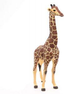 Figura de jirafa de Papo - Los mejores muñecos de jirafas - Figuras de jirafa de animales