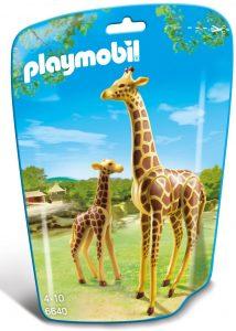 Figura de jirafa de Playmobil - Los mejores muñecos de jirafas - Figuras de jirafa de animales