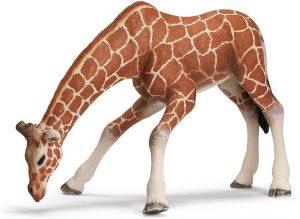 Figura de jirafa de Schleich 2 - Los mejores muñecos de jirafas - Figuras de jirafa de animales
