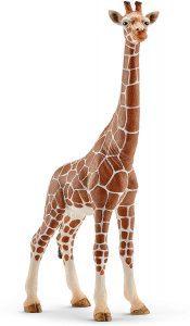 Figura de jirafa de Schleich - Los mejores muñecos de jirafas - Figuras de jirafa de animales