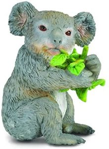 Figura de koala de Collecta 2 - Los mejores muñecos de koalas - Figuras de koala de animales