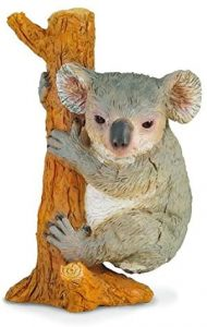 Figura de koala de Collecta - Los mejores muñecos de koalas - Figuras de koala de animales