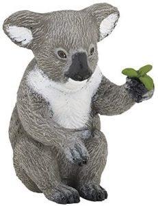 Figura de koala de Papo - Los mejores muñecos de koalas - Figuras de koala de animales